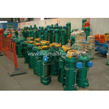 3 Phase Electric Wire Rope Hoist