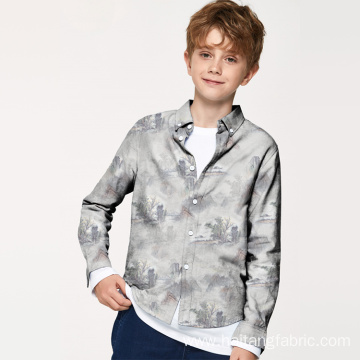 Printed Shirt Fabric Shirt Fabric Online Uniform Fabric
