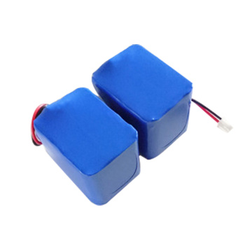 Rechargeable 7.4v 2s4p 8800mah 18650 li-ion battery pack