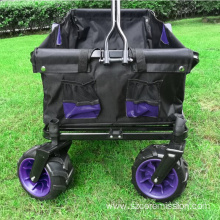 Foldable Garden Heavy Duty Wagon Beach Cart