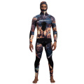 Seaskin Full Body Camouflage Hooded Spearfishing Apparel