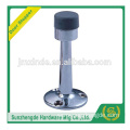 SDH-034 New product zinc alloy satin nickle finish door stopper with cheap price