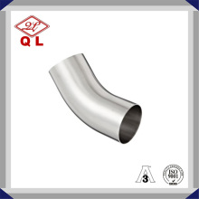 Sanitary Stainless Steel 45 Degree Elbow