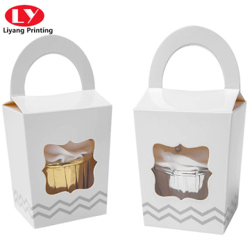foldable food packaging gift boxes for cake