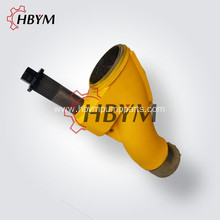 DN180 S Valve For Dainong Concrete Pump