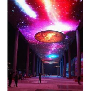 PH3 Indoor LED Ceiling Display