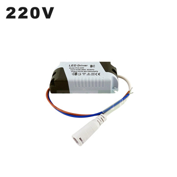 280mA Constant Current DC LED Drivers 8-18W 8-24W LED Power Supplies AC180-240V Electronic Transformer DC Female Socket LED Lamp