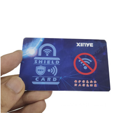 RFID Blocking card NFC Blocker RFID Protector Card