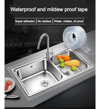 Kitchen mildew adhesive tape