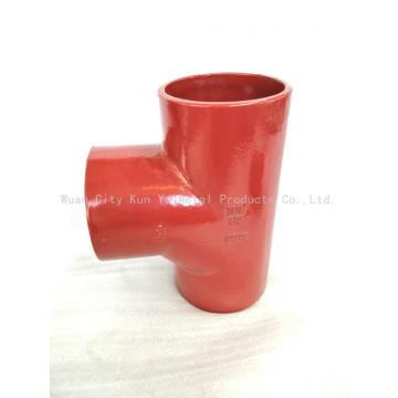 EN877 Grey cast iron fitting