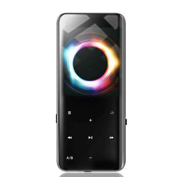 MP4 player with Bluetooth 8GB 16GB 32GB Music Player with Touch Key FM Radio Video Play E-book HiFi Player MP4 Walkman X8