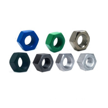 Stainless Steel Galvanized Zinc Heavy Hex Nuts