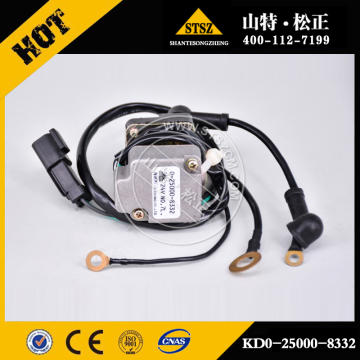 PC400LC-8 SWITCH ASS'Y KDO-25000-8332
