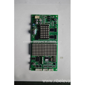 DOT-108CB Display board for COP & HOP duplex dot-matrix elevator spare part
