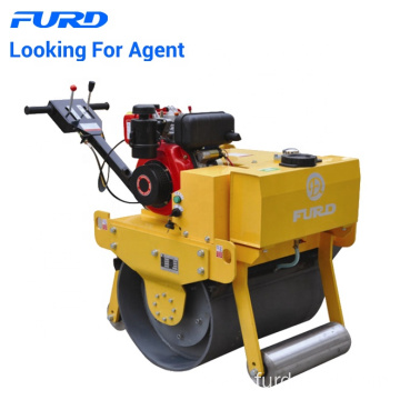 Philippines Popular Hand Road Roller Compactor with Nice Price