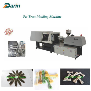 Injection Molding Dental Care Dog Snack Machine