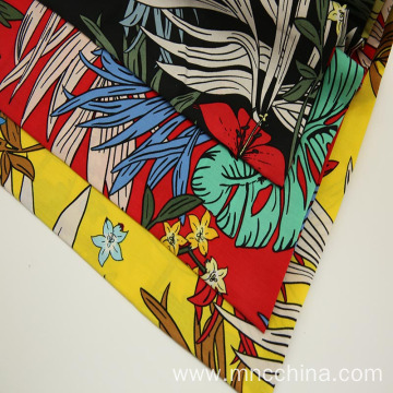 recycled rayon chaille printing fabric