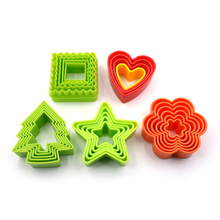 Food Grade Different Shape PP Cookie Cutters