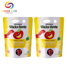 BRC Stand Up Juice Plastic Bag With Spout
