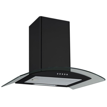 Glass Extractor Hood 60cm ElectriQ UK