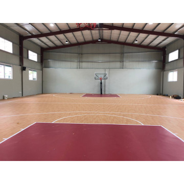 Professional Basketball PVC Flooring