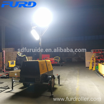 Mobile LED Trailer Light Tower (FZM-1000B)