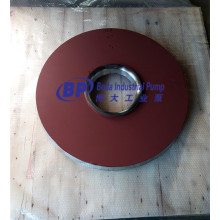8/6 slurry pump high chrome alloy expeller ring