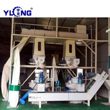 Cotton Stem Pellet Mill