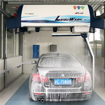 High pressure touchfree car wash leisu wash 360