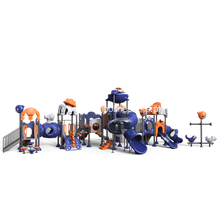 Top Quality Outdoor Playground Equipment, Children Amusement Park Play Set
