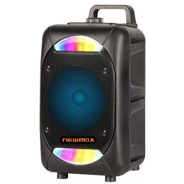 Cheap Portable Speaker with RGB lighting