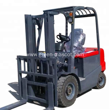 THOR Energy Saving Battery Electric Lift Equipment Forklift