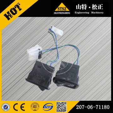 Excavator Electrical Parts PC300-7 switch 207-06-71180