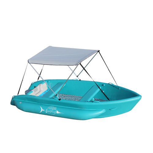 easy packing inflatable drop-stitch boat