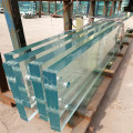 Jumbo Size Extra Clear Laminated Toughened Glass Price
