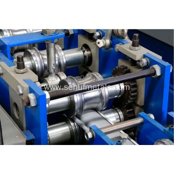 Direct factory machines making steel door roller machine