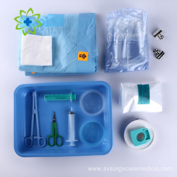Useful Factory Disposable Angiography Surgical Kit