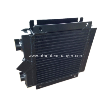 Bar-plate Brazed Aluminum Heat Exchanger for Wind Power
