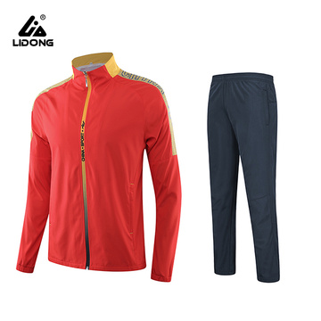Mens Tracksuit Set Sports Suits Sportswear Sets