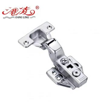 Clip-on Two Way 3D Hydraulic Hinge