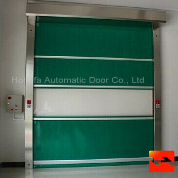 Electric Industrial Fast Action Roller Door