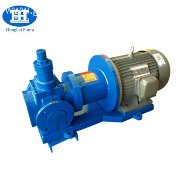 Explosion Proof Heavy Oil Transfer Circular Arc Gear Pump