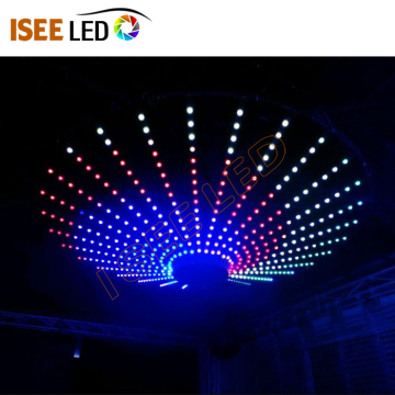 Colorful RGB Led Pixel Club Disco Lighting