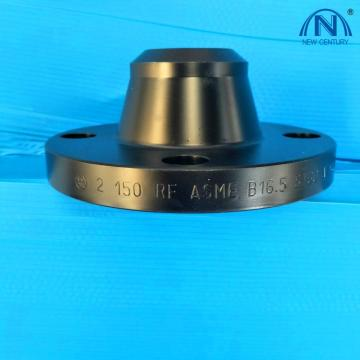 Factory forged standard carbon steel raised face flanges