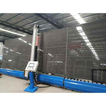 Double Glazing Vertical LOW-E Glass Coating Deletion Machine