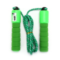 3Meter Adjustable Crossfit Exercise Fast Speed Counting Jump Skip Rope Skipping Wire Calories Gym Sports Fitness Accessories