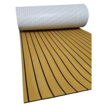 Custom Marine Composite Decking Boat Flooring Foam Material
