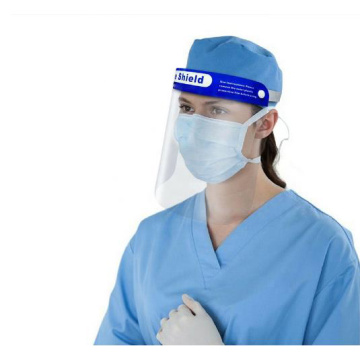 Surgical visor faceshield mask protective hospital