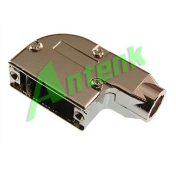 D-SUB Metal Hoods 15P Right Angle Ethernet Type