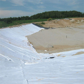Needle Punched Nonwoven Fabric For Soil Stabilization​